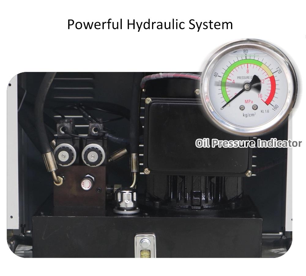 6710 Hydraulic Paper Cutting Machine 1