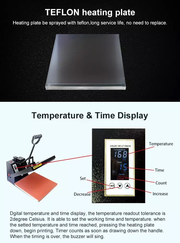 Sublimation Heat press SB-5